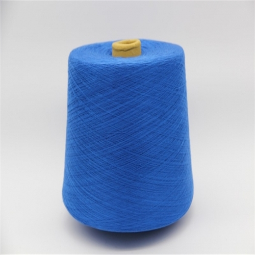 blue color yarn  30/1