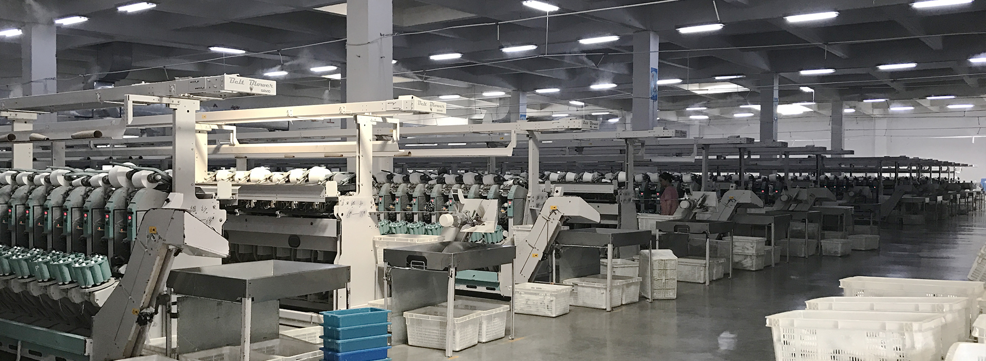 Spun Yarn Manufacturer